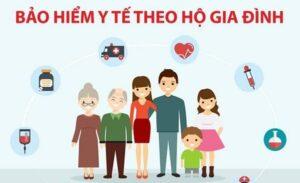 bảo hiểm y tế hộ gia đình
